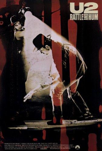 U2 Poster (27 x 40 Inches - 69cm x 102cm) (9999)
