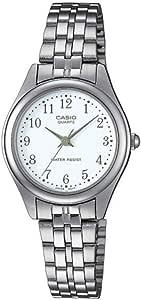 Casio Orologio Analogico al Quarzo Donna con Cinturino in Acciaio Inox LTP-1129PA-7BEF