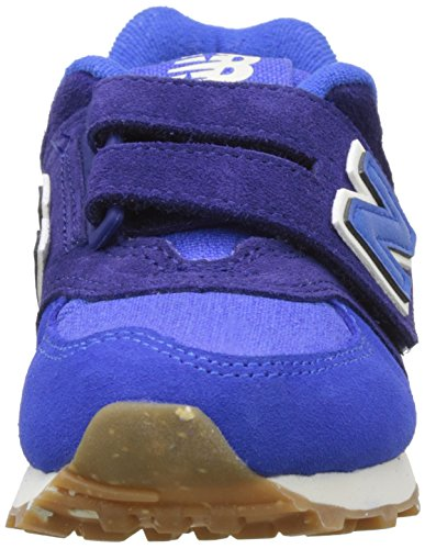 New Balance Kv574esy M Hook and Loop, Sneakers Basses Mixte Enfant Bleu (Blue)
