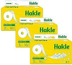 "1 x 20 Stück Hakle Toilettenpapier /""Sanft /& Sicher/"" 4-lagig 1er Pack"