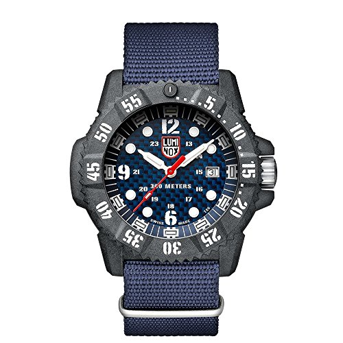 Luminox Master Carbon Seal Quartz Uhr, Kohlenstoff, 30 atm, Limitierte Edition