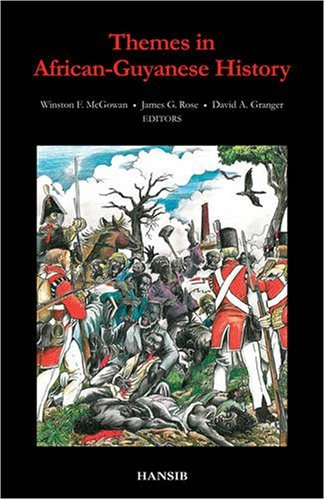 Themes in African Guyanese History by Winston McGowan (2009-02-05)