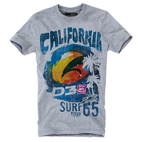"""DEPARTED Fashion Shirt """"3093-030"""" Grau"""