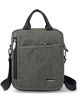 Freedom-vp Schultertasche Herren Umhängetasche Designer Collegetasche Reisetasche Taschen für Arbeit Schule Uni...