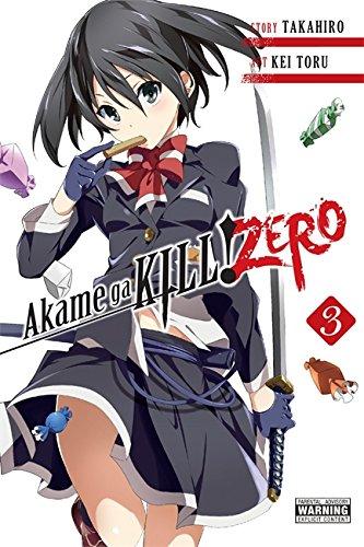 Akame ga KILL! ZERO, Vol. 3 Cover Image