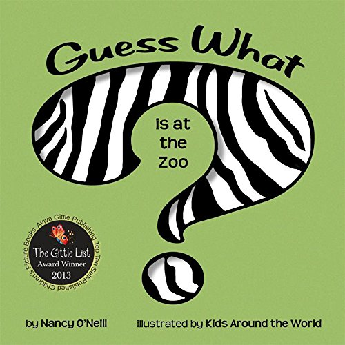 Guess What is at the Zoo? (English Edition) Guess Zebra