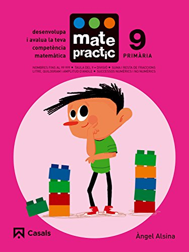 Quadern Matepractic 9 Primària - 9788421858424 (Matepractic català)