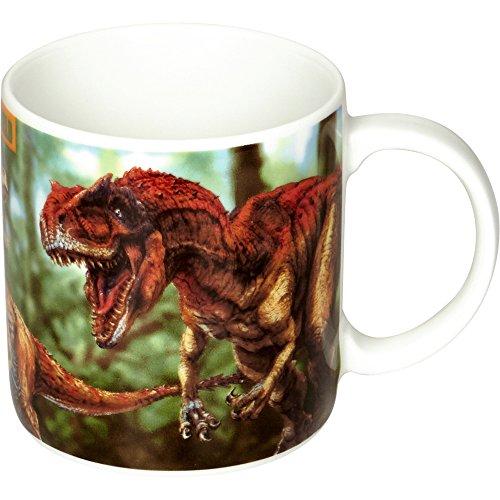 Spiegelburg 14717 Taza de Desayuno Dinosaurios T-Rex World