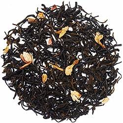 The Indian Chai - Jasmine Green Tea 100g + 3 Nylon Slimming Healthy Green Tea Tea-Bags FREE Relieves Stress and Reduces Cholesterol Detox Tea