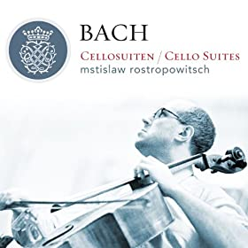 Cello Suite No. 3 in C Major, BWV 1009: II. Allemande