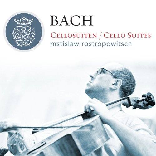 Cello Suite No. 2 in D Minor, BWV 1008: V. Menuet I-II
