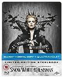 Snow White and the Huntsman - Limited Edition Steelbook (Blu-ray + Digital Copy + UV Copy)