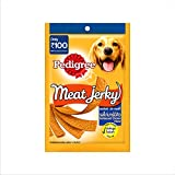 #5: Pedigree Dog Treats Meat Jerky Stix, Barbeque Chicken, 80 g Pouch