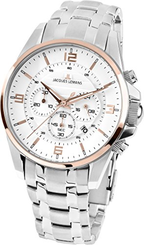 Jacques-Lemans-Liverpool-Womens-Quartz-Watch-with-Silver-Analog-Quartz-Stainless-Steel-11857I