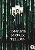 Complete Matrix Trilogy [Blu-ray] [1999] [Region Free]