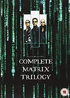 The Matrix Trilogy (The Matrix, Matrix Revolutions, Matrix Reloaded) [Blu-ray] [Import anglais] (B001CEE1YE) | Amazon price tracker / tracking, Amazon price history charts, Amazon price watches, Amazon price drop alerts