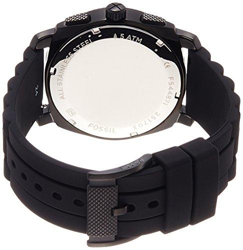 FOSSIL Herren-Armbanduhr  Men's Dress Chronograph Analog Quarz FS4487 - 2