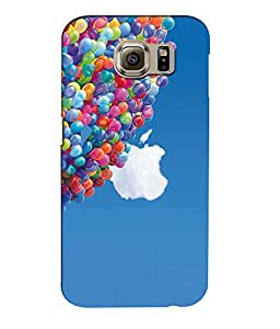 SAMSUNG S7 PRINTED BACK COVER BY aadia