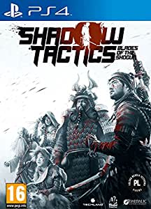 Shadow Tactics: Blades of the Shogun - PlayStation 4