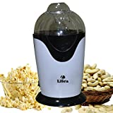 #2: Libra Popcorn Maker with Auto Pop up & Non - Stick Chamber