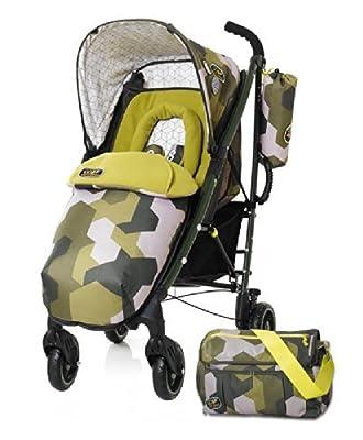 Cosatto Yo! Stroller Special Edition?- Camosatto by Cosatto