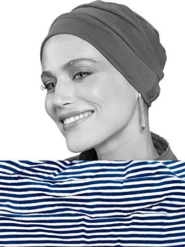 Lofty Turban Tala Perückenzubehör, die Alternative zur Perücke, ideal für...