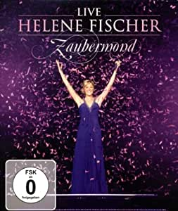 Helene Fischer - Zaubermond/Live [Blu-ray]: Amazon.de