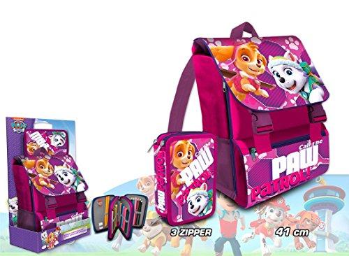 Patrulla Canina- Mochila (Kids Euroswan PR17901)