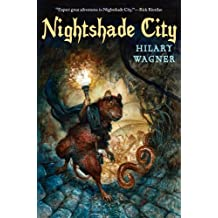 Nightshade City (Nightshade Chronicles (Paperback))