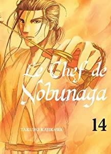 Le Chef de Nobunaga Edition simple Tome 14