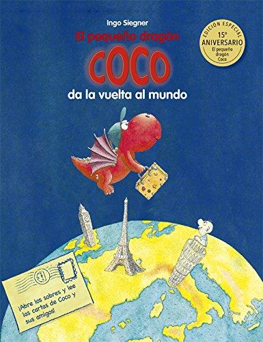 El pequeño dragón Coco da la vuelta al mundo