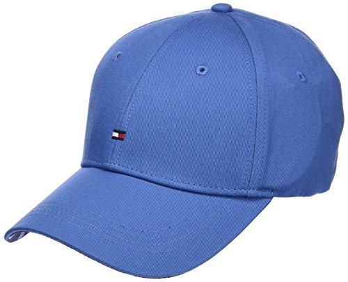 Tommy Hilfiger Damen BB Print Baseball Cap, Blau (Dutch Blue 484), One Size (Herstellergröße: OS)