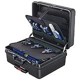 E-COLL Werkzeugtrolley ABS 485 x 350 x 195 mm Modell FORUM