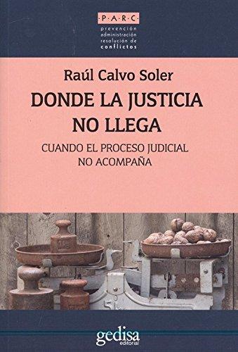 Dónde la justicia no llega (PARC)