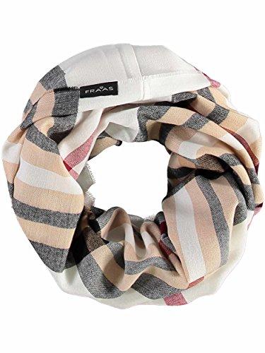 845abef19e9b84 FRAAS Damen-Loop-Schal kariert - Made in Germany - stilvoller Schlauch-Schal