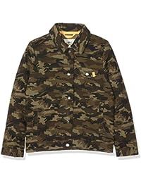 Ben & Lea - Veste camouflage - Pour Enfants - Coupe décontracté - 100% Coton - Confortable et tendance