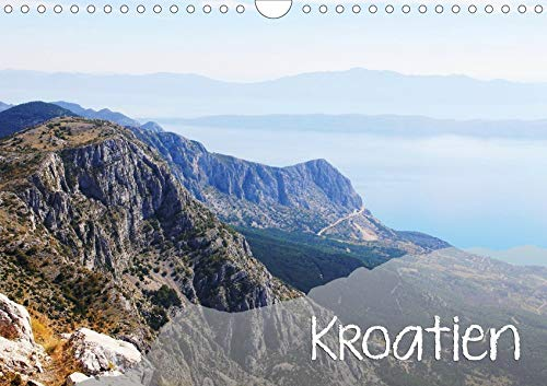 Kroatien (Wandkalender 2020 DIN A4 quer)