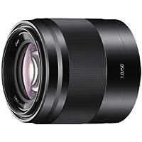 Sony SEL50F18/E 50 mm f/1.8 Lens for Sony E Mount Nex Cameras (Black)
