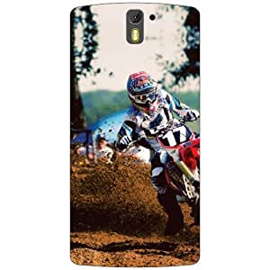 Oneplus One A0001 Back Cover - What A Drive Designer Cases