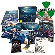 NIGHTWISH, Showtime, storytime MAILORDER EDITION - Buch + 2CD + 2Blu-ray