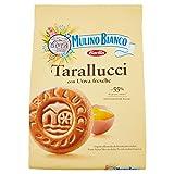 Mulino Bianco Biscotti Frollini Tarallucci con uova fresche - 800 gr
