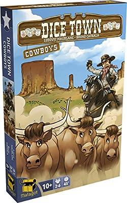 Matagot - Dice Town Extension Cowboys