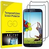 JETech Pellicola Protettiva Ultra Resistente in Vetro Temperato per Samsung Galaxy S4