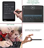 K E 8.5 inch LCD Digital Writing Tablet/E-Writer Pad/Portable Ruff E-pad with Pen for Office and Kids for Paperless Electronic Writing and Drawing