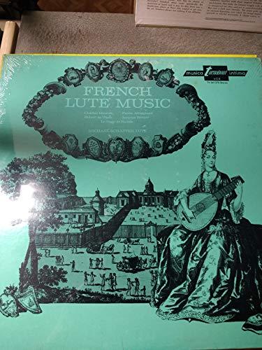 French Lute Music: BITTNER, Jacques: Praeludium,Allemande,Courante,Sarabande,Passacaglia - VISEE, Robert de: Suite in D minor - ATTAIGNANT, Pierre: Chanson