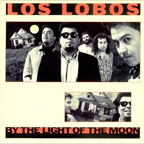 Los Lobos - By The Light Of The Moon - Metronome - 828 033-1