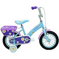 Caramba Fahrrad Daisy - Bicicleta infantil, color azul, talla 16 Inch