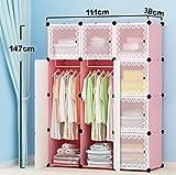 ZYJYmoderne spitzen tür light pink bekleidung kabinett kinder kabinett erwachsene hostel magischen film freie montage kabinett,ziffer 8