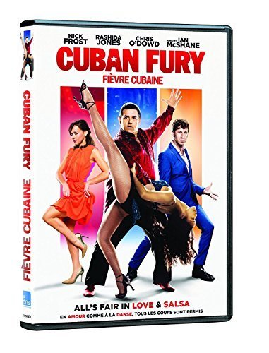 Cuban Fury ( Bilingual ) by Rashida Jones, Chris O'Dowd Nick Frost