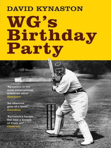 WG's Birthday Party (English Edition)